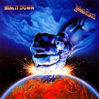 Judas Priest ‎- Ram It Down CD