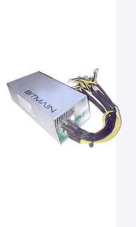Bitmain Apw3++ power supply psu new