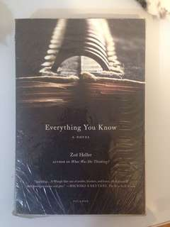 Zoë Heller - Everything You Know
