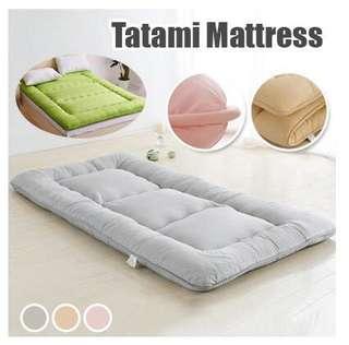 Free shipping 10cm Tatami Mattress