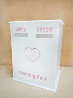Wedding Ang Pow box
