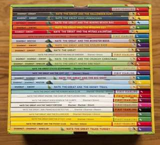 "Brand New ""Nate the Great - World's Greatest Detective"" 27 Books"