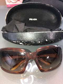 Prada sunglasses authentic