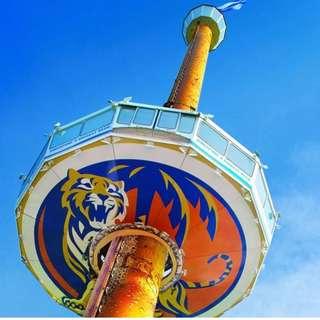 Tiger Sky Tower Sentosa