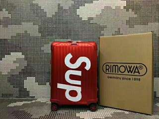 Supreme Rimowa luggage