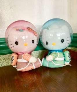 Original Hello Kitty Sanrio - Space Millennium Wedding