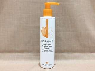 DERMA-E Very Clear Problem Skin Cleanser