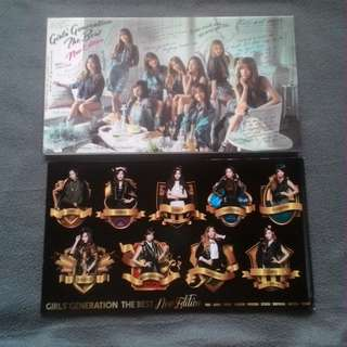 KPOP SNSD Girls Generation The Best New Edition Deluxe Version