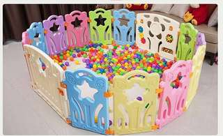 Free delivery baby safety play yard