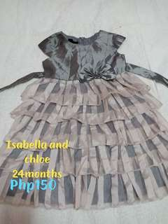 Repriced!!! Baby formal dress