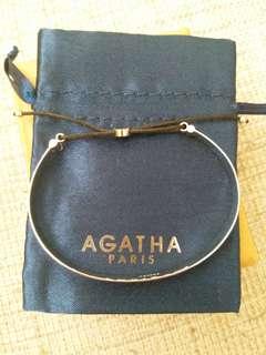 Agatha Paris 純銀手鈪