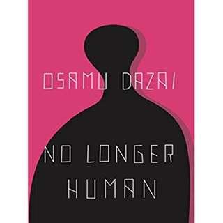 No Longer Human by Osamu Dazai (Novel e-book)