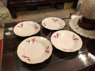 "Vintage Bunga sakura 6.5""plate"