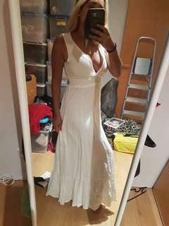 St Tropez White Dress