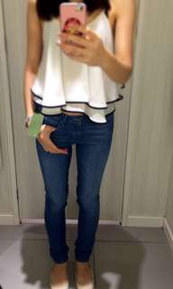 Minimalistic Casual Jeans