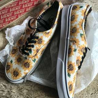 Vans Sunflower Authentic