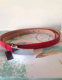 BNWT OROTON WOMENS GENUINE LEATHER BELT SIZE L RRP $95