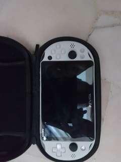 PS Vita slim with 16GB memory card