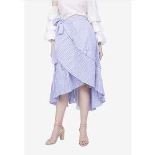 Caoros Ruffled Skirt