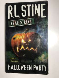 RL Stine Fear Street