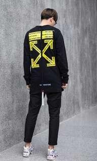 Off white size xxs,xs,m