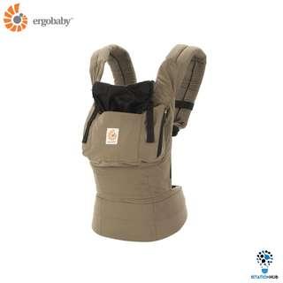 Ergobaby Baby Carrier Original | Aussie Khaki [BG-BC25200NL]