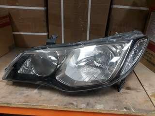Fd2r left headlight
