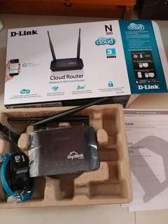 D-Link DIR 605L