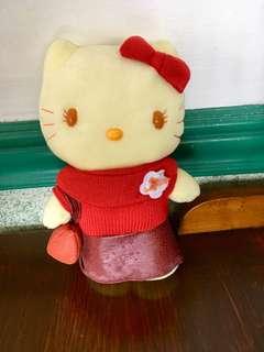 Original Hello Kitty Sanrio - Colorful Seasons Autumn