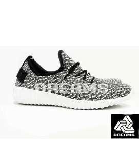 Sepatu Pria-Sneakers Pria Loreng2 Tali
