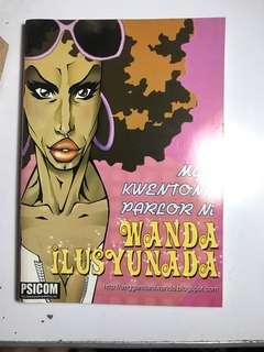 Mga Kwentong Parlor ni Wanda Ilusyunada