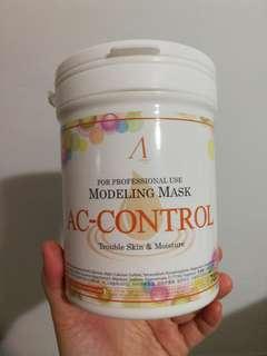 Anskin AC control modeling mask
