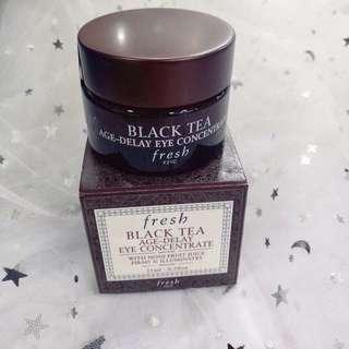 現貨IN STOCK🌟Fresh BLACK TEA AGE-DELAY EYE CONCENTRATE 紅茶抗皺緊緻精華眼霜