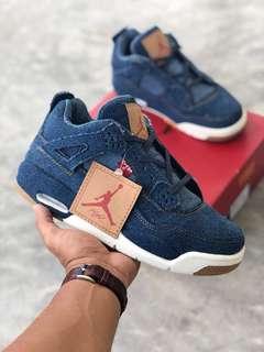 Air Jordan 4 Levis Denim