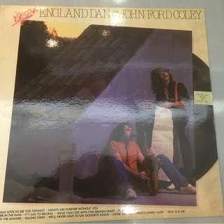 England Dan & John Ford Coley, Best Of, Vinyl LP,  Big Tree Records – BT 76018, 1979, USA