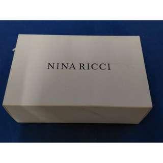 NINA RICCI 吊飾 銀鐵扣