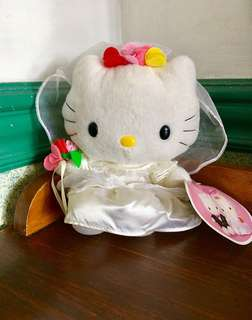 Original Hello Kitty Sanrio - Wedding Gown
