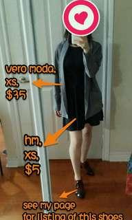 xxs to xs clothes set