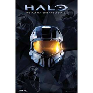 Halo posters