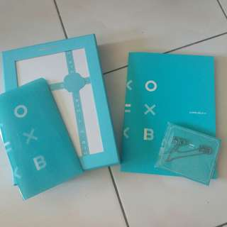 [WTS] WANNA ONE OFFICIAL MEMBERSHIP KIT LOOSE ITEM