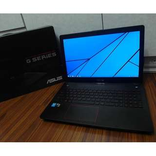 【出售】ASUS ROG G56JR i7 四核心 電競筆電