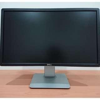 【23吋螢幕】【1080P】戴爾 DELL P2314H Full HD高畫質 360度旋轉 高階螢幕 完整盒裝