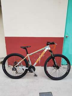 Raleigh 27.5 Mountain Bike