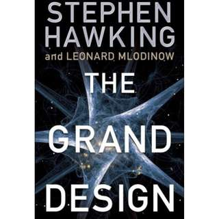 The Grand Design by Stephen Hawking (E-book)