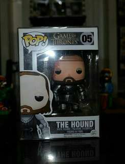 Funko Pop! The Hound Game of thrones