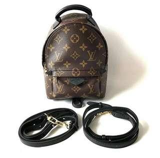 Pre Loved LV Mini Backpack Monogram