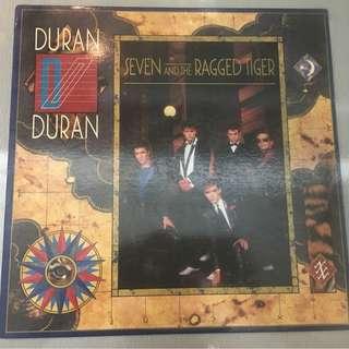 Duran Duran – Seven And The Ragged Tiger, Vinyl LP, EMI – EMC 1654541, 1983, Singapore, Malaysia & Hong Kong