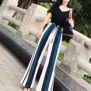 (PO) Stripes pants