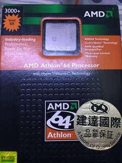 AMD 64 3000+ Athlon socket939