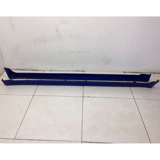 Subaru Impreza Side Skirt (AS2604)
